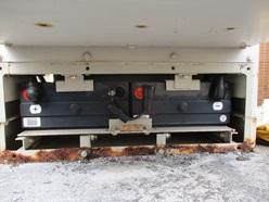 HSE-40-12:自家発電設備 蓄電池取替前
