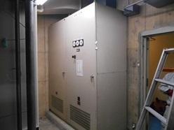 直流電源装置 TR-SNTR10030、MSEX-300-更新前
