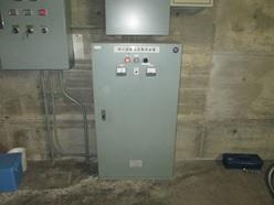 FE5TD-HS30EU:ハロン用制御電源取替前